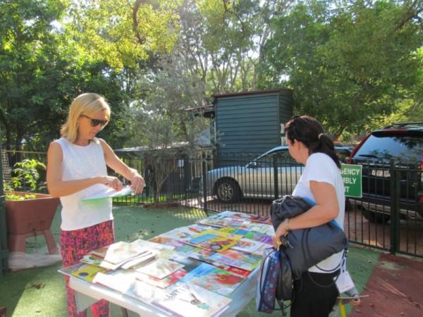 Book fair: day 2.
